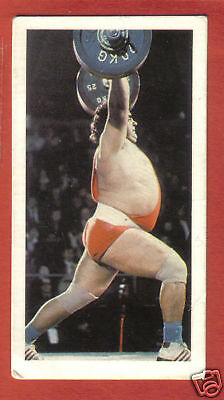 VASILIY ALEXEYEV USSR Russian WEIGHT LIFTING 1972 & 1976 OLYMPIC GOLD MEDAL