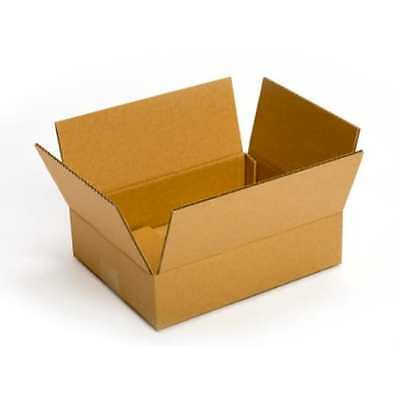 Recycled Corrugated 25 Packing Shipping Mailing Delivery 12X8X6 Storage Medium
