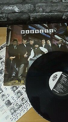 Madness - Absolutely LP