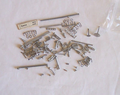 Gauge O – 7mm – Spare Bits - White Metal Castings (ex kits) useful - see pics JA