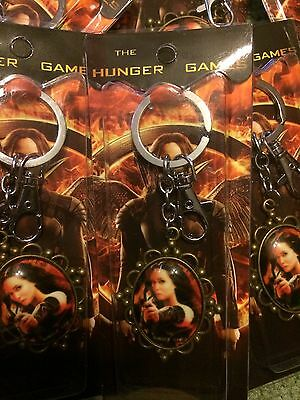 1 Hunger Games Keychain