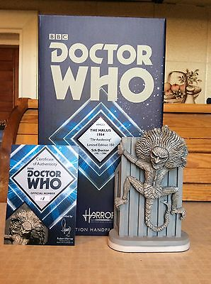 Robert Harrop Doctor Dr Who The Malus 'the Awakening' 1984 Ltd Edt 18 Of 150