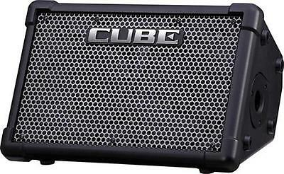 Roland CUBE Street EX Battery-Powered 50W Stereo Amplifier Used