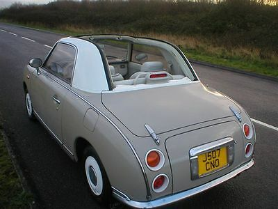 1980 Nissan Figaro Leather Nissan Figaro Fully refurbished from the World Premier Nissan Figaro Supplier
