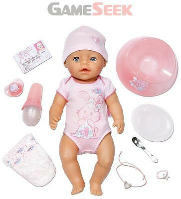 Baby Born - Interactive Doll 43 Cm - Toys Brand New Free Delivery