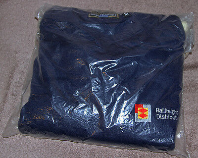 Collectors Item...One Only....Railfreight Distribution Sweat-Shirt..Brand New
