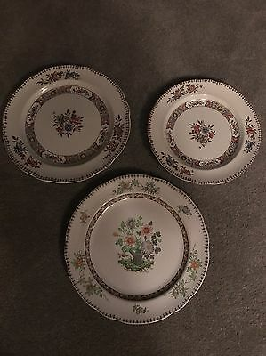 Copeland And Spode Plates. In Good Condition.