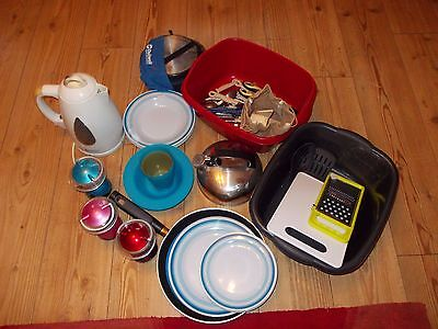 Camping Cooking/eating Set See Listing