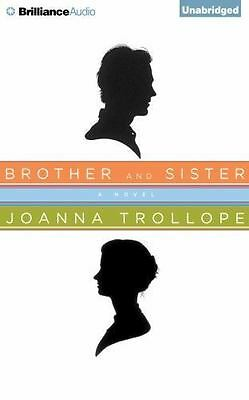 BROTHER AND SISTER A Novel - unabridged audio book on CD by JOANNA TROLLOPE