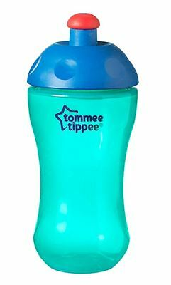 Tommee Tippee Free Flow Sports Bottle Turquoise