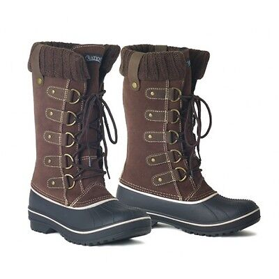 NEW Ovation Kenzie Country Boot Ladies - Brown - Sizes 36, 38, 40, 41