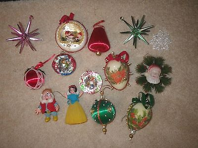 Vintage Christmas Ornaments L@@k !