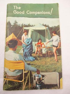 Vintage 1959 Good Companion Camping Catalogue Outdoor Clothing Mens Fashion