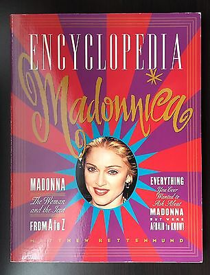 Encyclopedia Madonnica Book First Edition