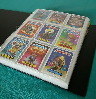 Garbage pail kids 2013 chrome series 1 complete sets. Base pencil refractor.