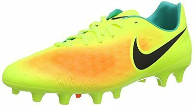 (TG. EU) Giallo (Volt/black/total Orange/clr Jd) Nike Magista Onda Ii Fg, Scarpe