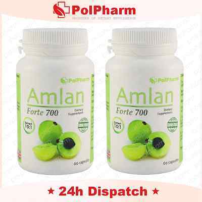 2x ORIGINAL AMLAN FORTE revolution in weight loss Diet Fat Burner Slimming AMLA
