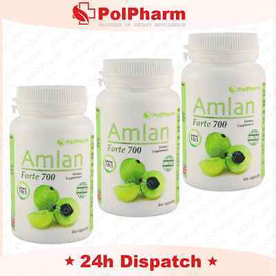 3x ORIGINAL AMLAN FORTE revolution in weight loss Diet Fat Burner Slimming AMLA