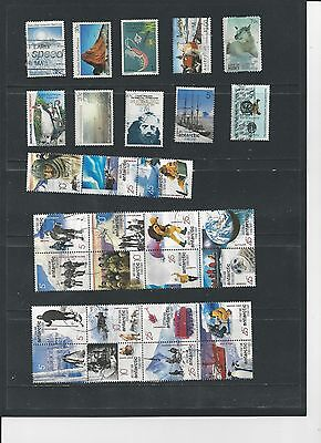 Australian Antarctic Territory - Selection Of Used Stamps - #aat1