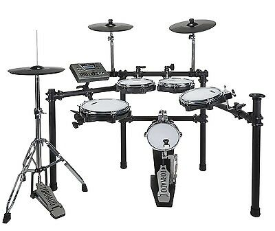 New Sonic Drive Deluxe 5 Piece Digital Electronic Drum Kit