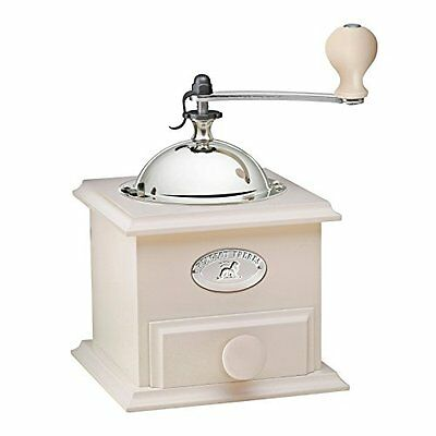 Peugeot Cottage Coffee Mill, colore: avorio