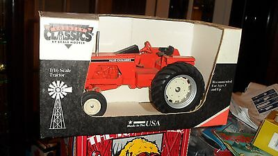 Scale models Allis Chalmers 200 1999 Summer Open House 1/16 RARE