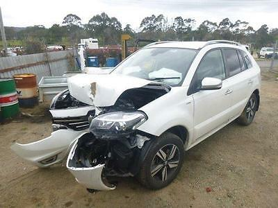 Renault  Koleos 2015  Damaged Stat Write Off