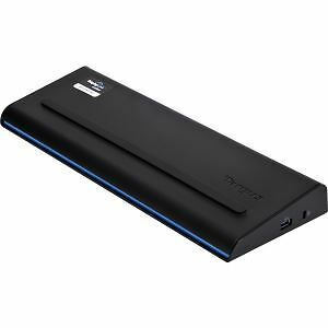 Universal USB 3.0 SuperSpeed Dual Video Docking Station with Power. Works with