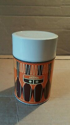 VINTAGE Thermos 10 oz  hot cold 1971 king seeley thermos co