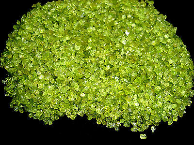 100 cts NATURAL PERIDOT YELLOWISH GREEN RAW ROUGH LOOSE MINERAL GEMSTONE LOT