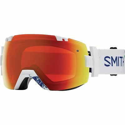 Smith Xavier Signature I/O X Ski Goggles with Bonus Lens