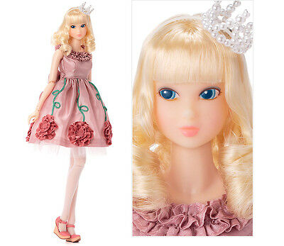 momoko DOLL Shirley Temple collaboration PINK ROSIE dress limited version New
