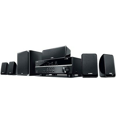 Yamaha YHT1810 5.1ch Home Theatre System