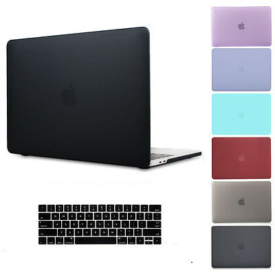 "Matte Case Shell Keyboard cover For Macbook Pro 13"" 15"" Retina A1706 A1708 A1707"