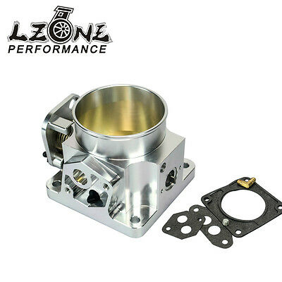 Performance Billet 75mm Throttle Body for 86-93 Ford Mustang GT Cobra LX 5.0 SL