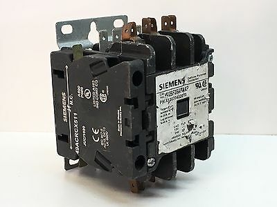 Furnas 42BF35AFAXP Definite Purpose Contactor Controller 30A w/Auxiliary Contact