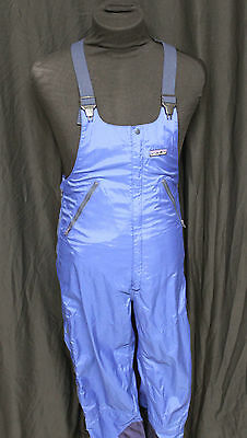 Vintage No. 1119 Made in Japan Patagonia Nylon Bib Overall Rain Pants Size XS