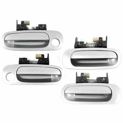 For 1993-1997 TOYOTA COROLLA Prizm Outside Door Handle Front Left Driver B574