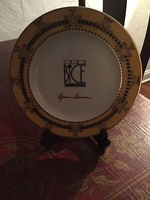Limited Edition Gianni Versace Bice plate by Rosenthal China