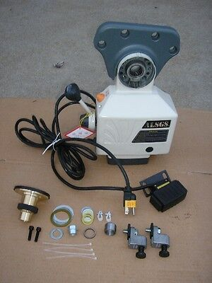 X axis power feed for miling machine (stocking in UK !)