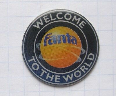 FANTA / WELCOME TO THE WORLD .......................Getränke-Pin (115i)