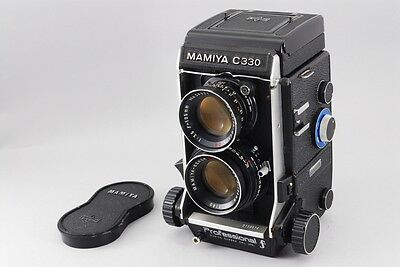 Exc+++++  Mamiya C330 F Professional TLR with 105mm f/3.5 DS from jpan #922