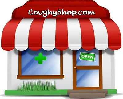 CoughyShop.com COUGHY SHOP, TLD Domain Name, Cough Cannabis, Weed, Pot, Grass ..