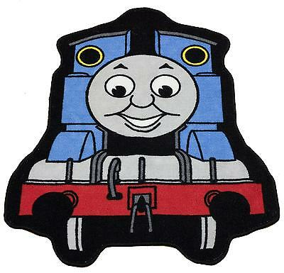 Thomas The Tank Engine Express Shaped Rug Mat For Kids Boys Character Bedroom