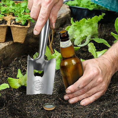 Fred Beer Gardener Garden Tool Bottle Opener Beer Fathers Day Gifts FREE P&P