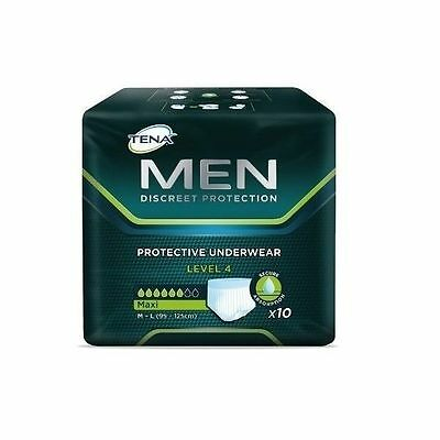 Assorbenti Uomo Tena For Men Livello 4