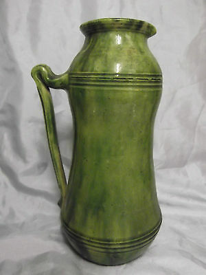 Pottery Jug Late 19Th-Century After Christopher Dresser
