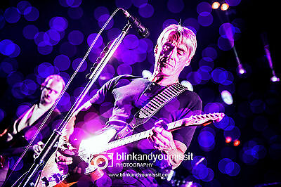 Paul Weller The Jam 12 x 8in Photographic print Southend 14.03.15