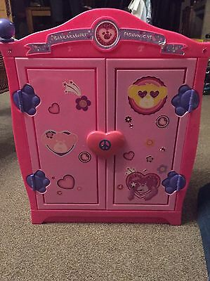 Build A Bear Wardrobe, Bed And Clothes