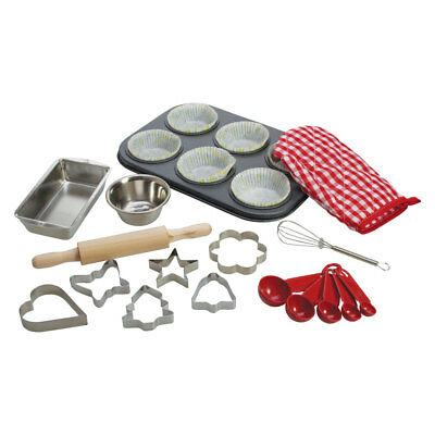 Bigjigs Toys Young Chef's Baking Set